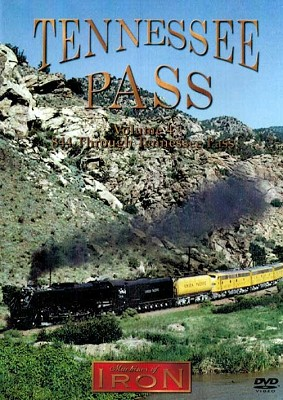 Tennessee Pass Volume 4 844 Through Tennesse Pass - DVD