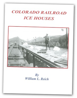 Colorado Railroad Ice Houses,COORS