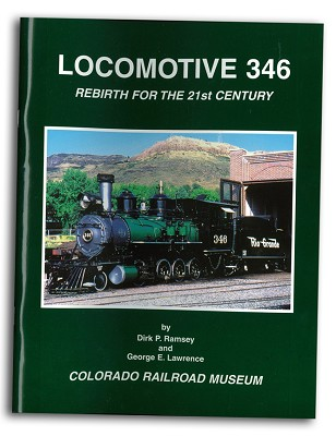 Locomotive 346: Rebirth for the 21st Century,SLC