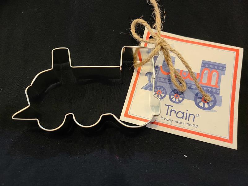 Locomotive Cookie Cutter,01-071