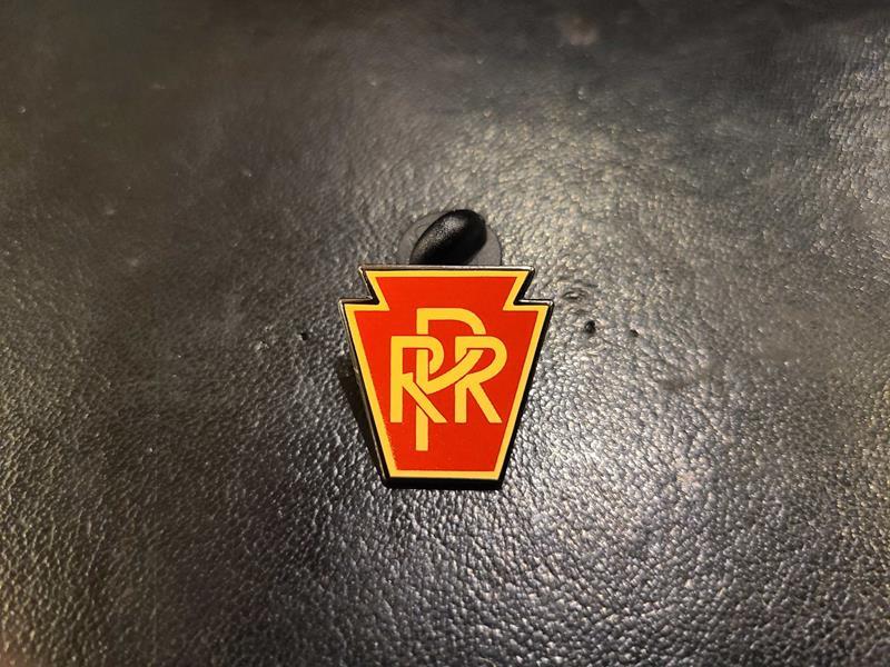 Pennsylvania Railroad Pin,PRRH