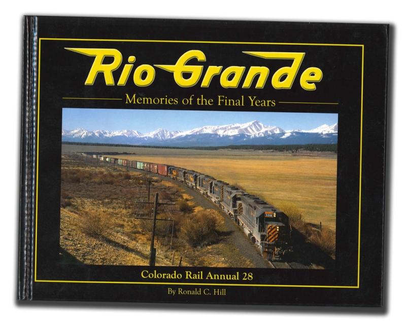 CRA NO. 28 - Rio Grande: Memories of the Final Years,SLC