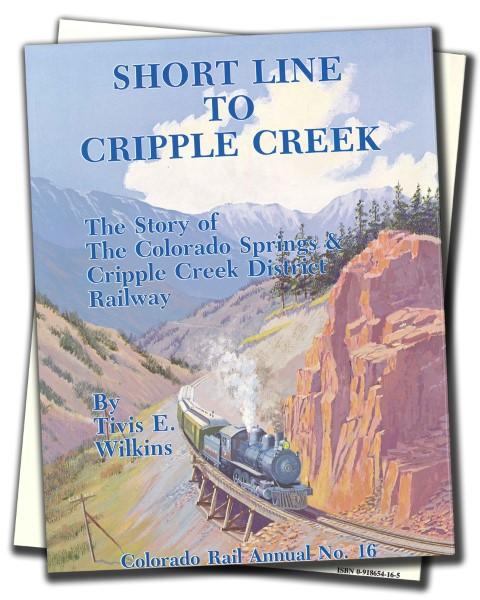 CRA No. 16 - Short Line to Cripple Creek,SLC