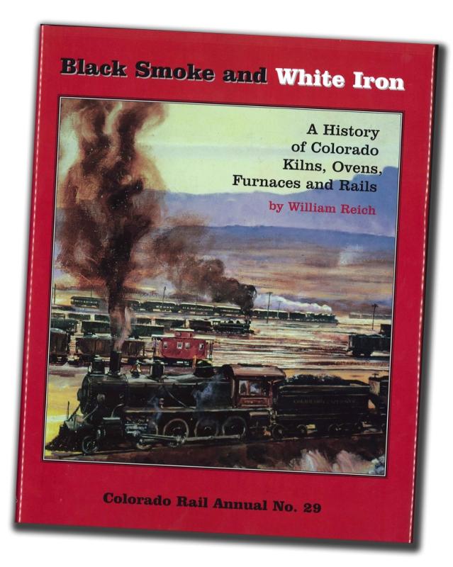 CRA NO. 29 - Black Smoke and White Iron,SLC