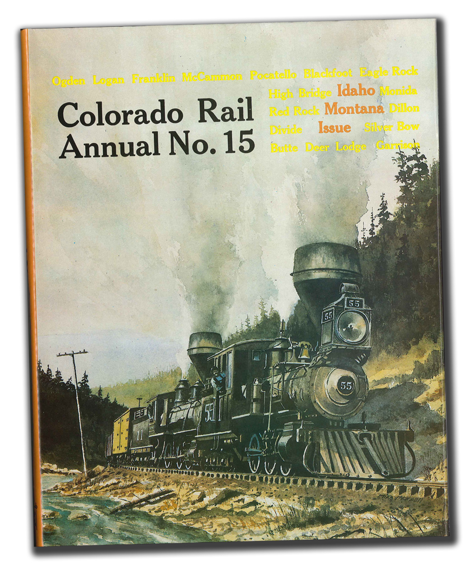 CRA NO. 15 - The Idaho, Montana Issue,COORS