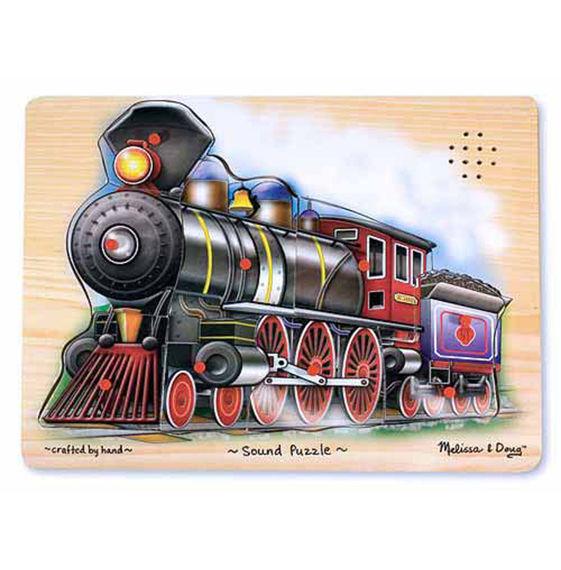 Train Sound Puzzle,341