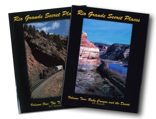 Rio Grande Secret Places Volumes 1 & 2
