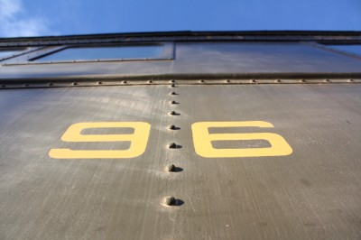 Chicago, Burlington & Quincy Business Car No. 96 Donation