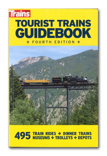 Tourist Trains Guidebook 4th Edition,01209