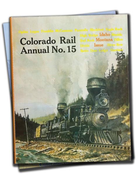 CO Rail Annual Pack 01 - Annual Nos. 15 & 16