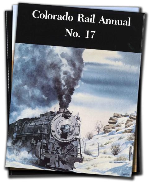 CO Rail Annual Pack 02 - Annual Nos. 18 & 19