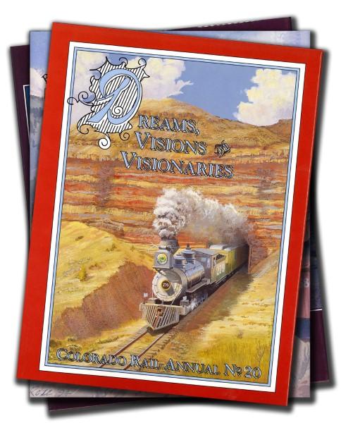 CO Rail Annual Pack 03 - Annual Nos. 20 & 22