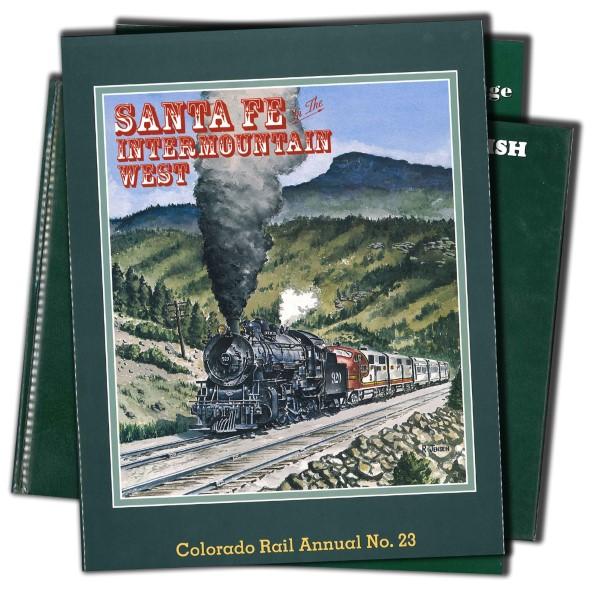 CO Rail Annual Pack 04 - Annual Nos. 25 & 27