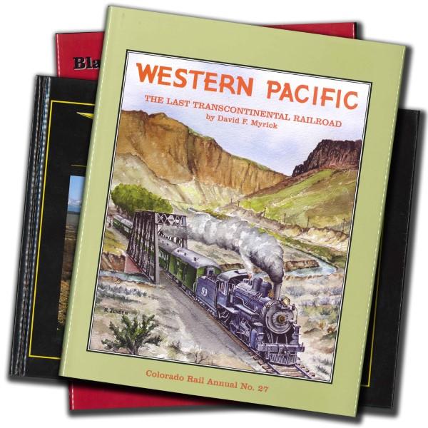 CO Rail Annual Pack 05 - Annual Nos. 28 & 29