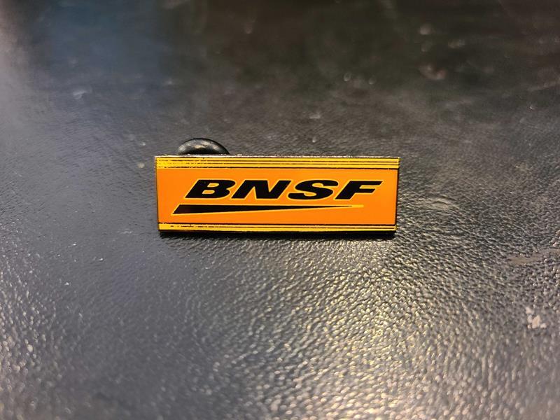 BNSF Pin,BNSF