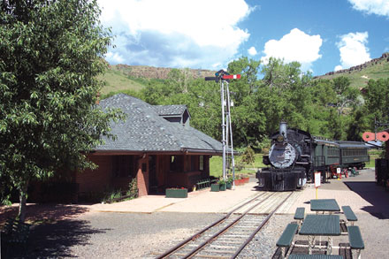 Robert W. Richardson Railroad Library Donation