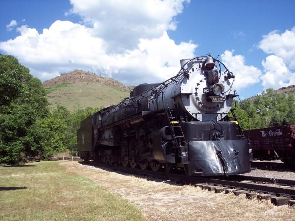 Chicago, Burlington & Quincy Locomotive No. 5629 Donation