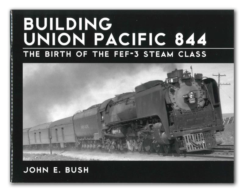 Building Union Pacific 844