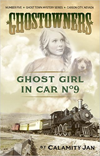Ghost Girl in Car No 9