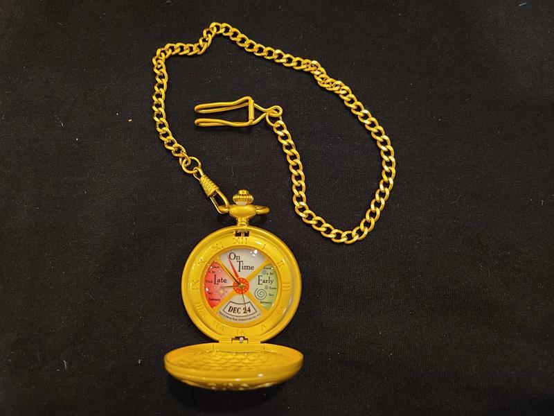 Polar Express Pocketwatch,MS-0014WB