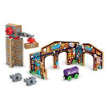 Creative Junction Slot & Build - Thomas™ Wooden Railway,BDG77