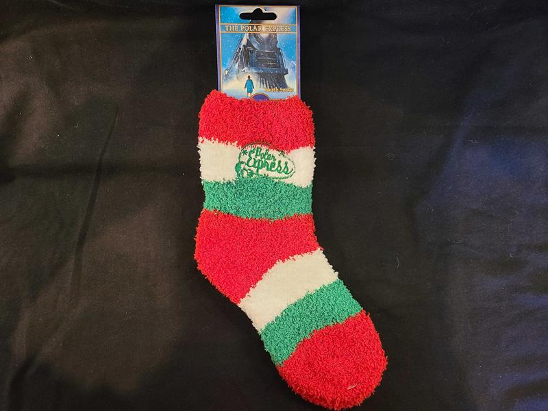 Polar Express Youth Socks,SL150002R