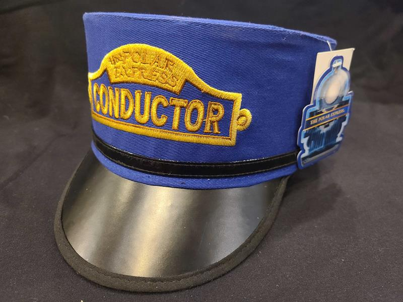Polar Express Conductor's Hat,SL120162A