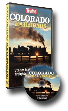 Trains Magazine: Colorado Railroads - DVD
