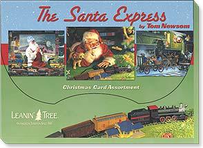 The Santa Express (Santa variety pack),AST90296