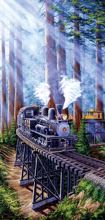 Redwood Sidewinder 1000 pc puzzle,69931
