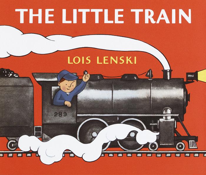Little Train,978-0-375-81071-8