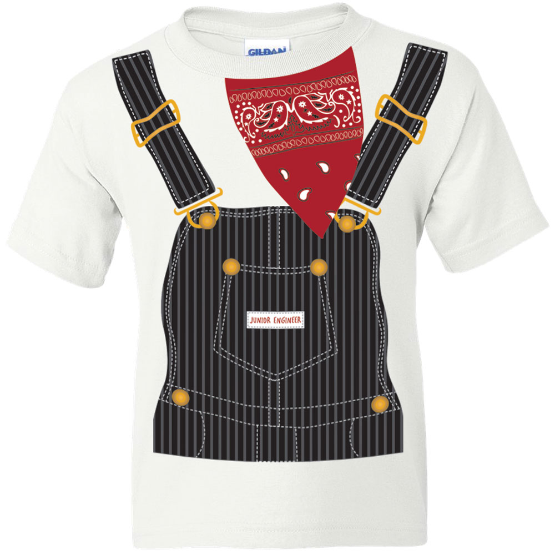 Toddler Junior Engineer T-Shirt,03/907T3