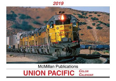 2019 Calendar - McMillan Publications Union Pacific