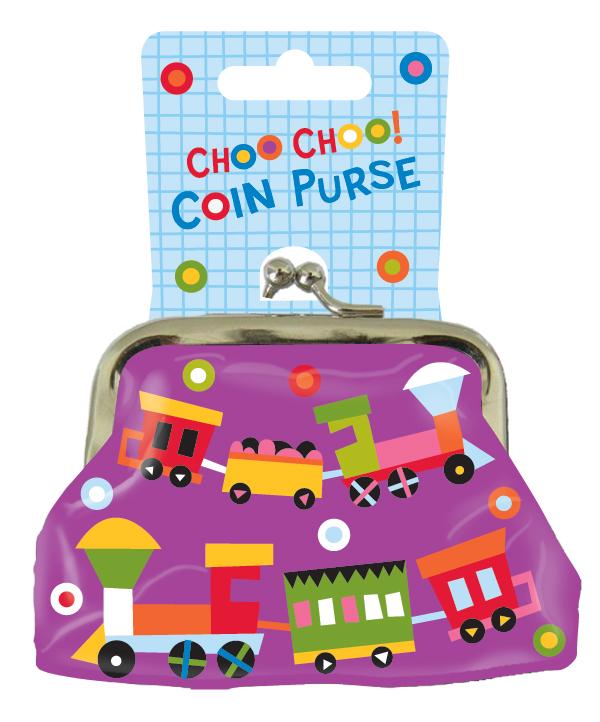 Choo Choo Coin Purse,03/8837