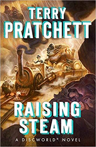 Raising Steam (Discworld),9780385538268