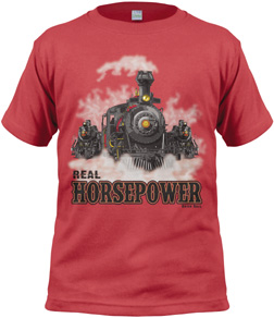Real Horsepower Youth T-shirt,1KW-RHPL