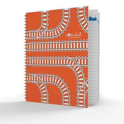 Choo Choo Charming Notebook