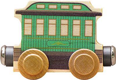 NameTrain Passenger Car,10140