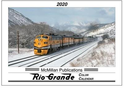2020 Calendar - McMillan Publications Rio Grande Color
